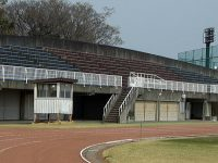 焼津市営総合グラウンド陸上競技場3