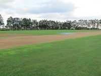 八雲スポーツ公園陸上競技場1