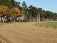 八雲スポーツ公園陸上競技場3
