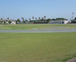 阿久根市総合運動公園陸上競技場