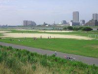 江戸川区篠崎サッカー場2