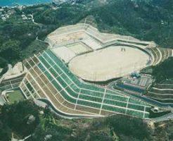 江田島市総合運動公園多目的広場