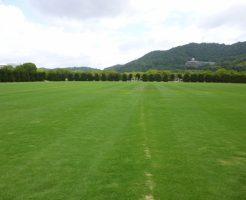 水島緑地福田公園サッカー場兼ラグビー場