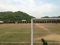 水島緑地福田公園サッカー場兼ラグビー場2