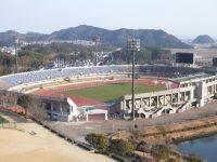 春野総合運動公園陸上競技場3