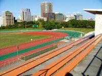 舞鶴公園平和台陸上競技場1