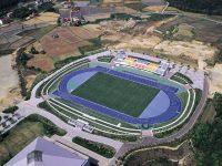 東広島運動公園陸上競技場(アクアパーク)3
