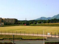 伯耆町総合スポーツ公園多目的グラウンド1