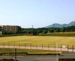 伯耆町総合スポーツ公園多目的グラウンド