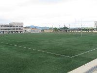 長崎県営放虎原ラグビー場1