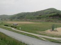 百間川緑地サッカー・ラグビー場2