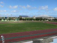 石垣市中央運動公園陸上競技場1