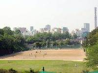 上智大学四谷グラウンド1