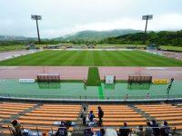 長崎市総合運動公園かきどまり陸上競技場1