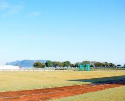 観音寺市総合運動公園陸上競技場