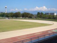 鹿屋運動公園陸上競技場1