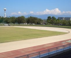鹿屋運動公園陸上競技場