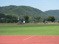 神崎山公園陸上競技場1