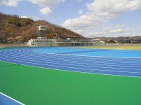 岡山県笠岡陸上競技場2