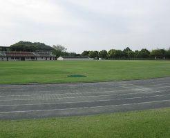 加世田運動公園陸上競技場