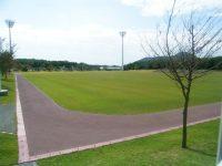 山口きらら博記念公園サッカー・ラグビー場3