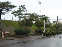 東風平運動公園陸上競技場2