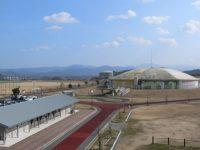 こがねが丘陸上競技場3
