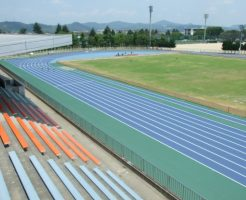 倉敷運動公園陸上競技場
