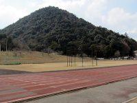 倉吉市営陸上競技場2