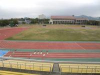 久留米総合スポーツセンター陸上競技場2