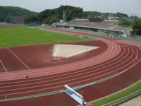 益田陸上競技場3