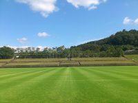 岡山県美作ラグビー・サッカー場1