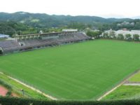 岡山県美作ラグビー・サッカー場3