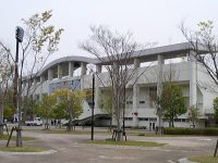 みよし運動公園陸上競技場3