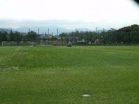 西南杜の湖畔公園球技場3
