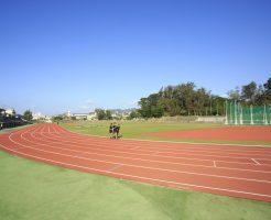 名護市営陸上競技場