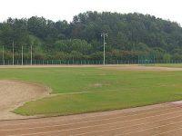 岡山県中山公園陸上競技場1