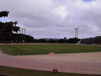 西原町民陸上競技場3