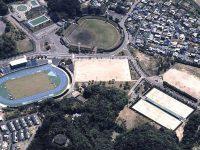 西階総合運動公園陸上競技場3