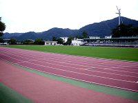 野口原総合運動場陸上競技場2