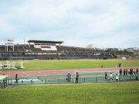 沖縄県総合運動公園陸上競技場1