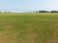 沖縄石油基地グラウンド1