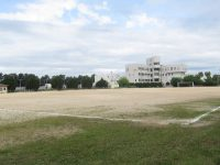 大村浄水管理センターグラウンド1