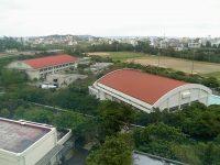 琉球大学サッカー・ラグビー場3