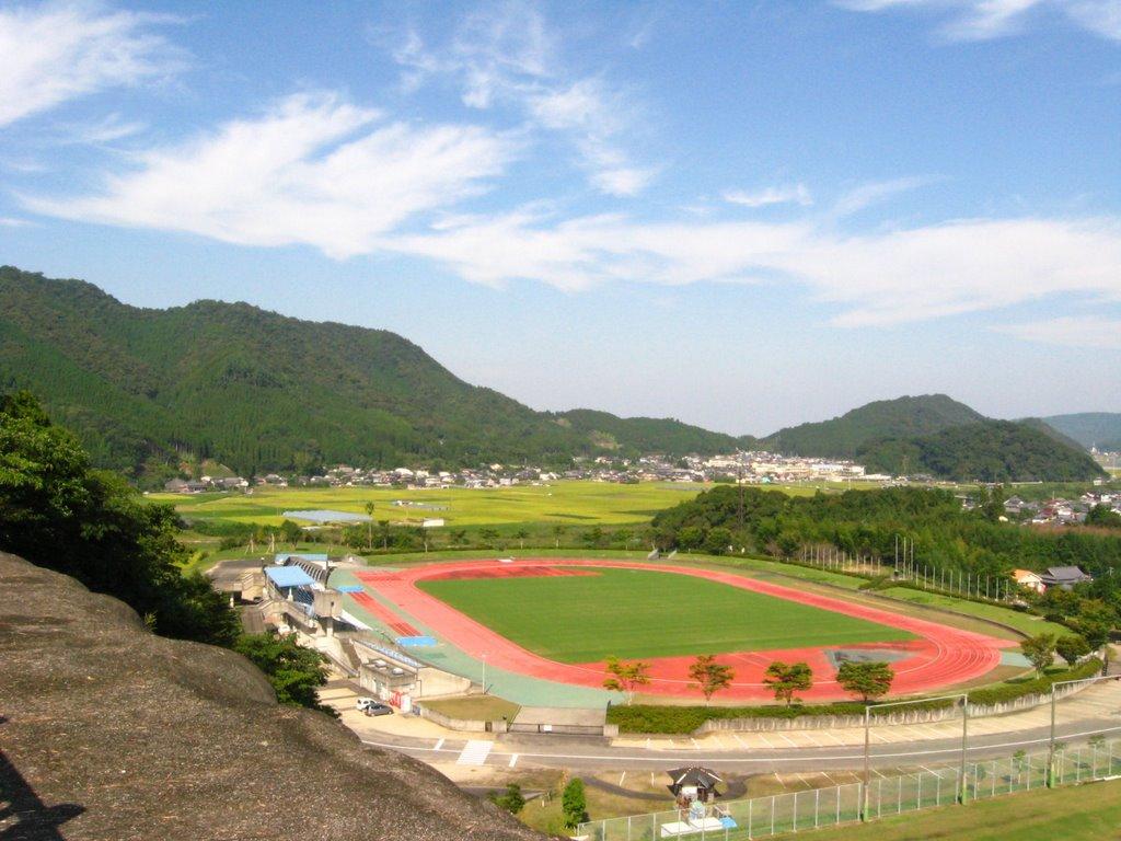 佐伯市総合運動公園陸上競技場 | FOOTBALL JUNKY