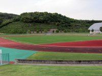 薩摩川内市総合運動公園陸上競技場2