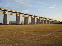 瀬戸大橋記念公園球技場2
