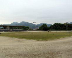 白岩運動公園陸上競技場