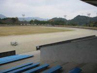 白岩運動公園陸上競技場2