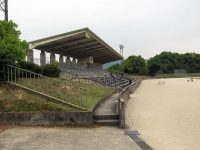 白岩運動公園陸上競技場3